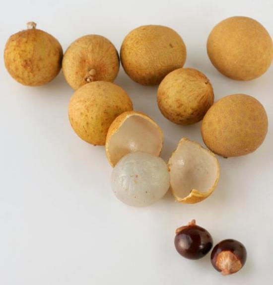 Nhãn – Hoa quả không nên ăn khi mang bầu