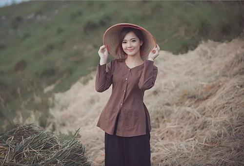 Thu Hương đã diễn tả thành công người con gái miền Bắc dịu dàng đảm đang