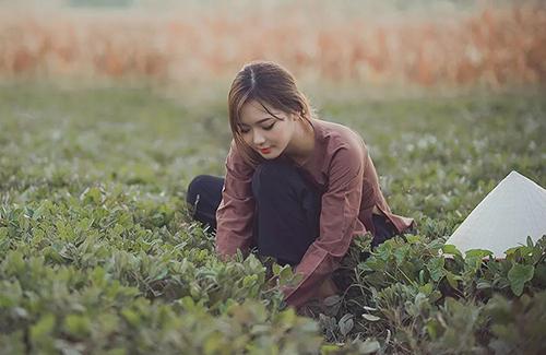 Nhiều ý kiến cho rằng đây là cô gái nông thôn mê hoặc lòng người nhất